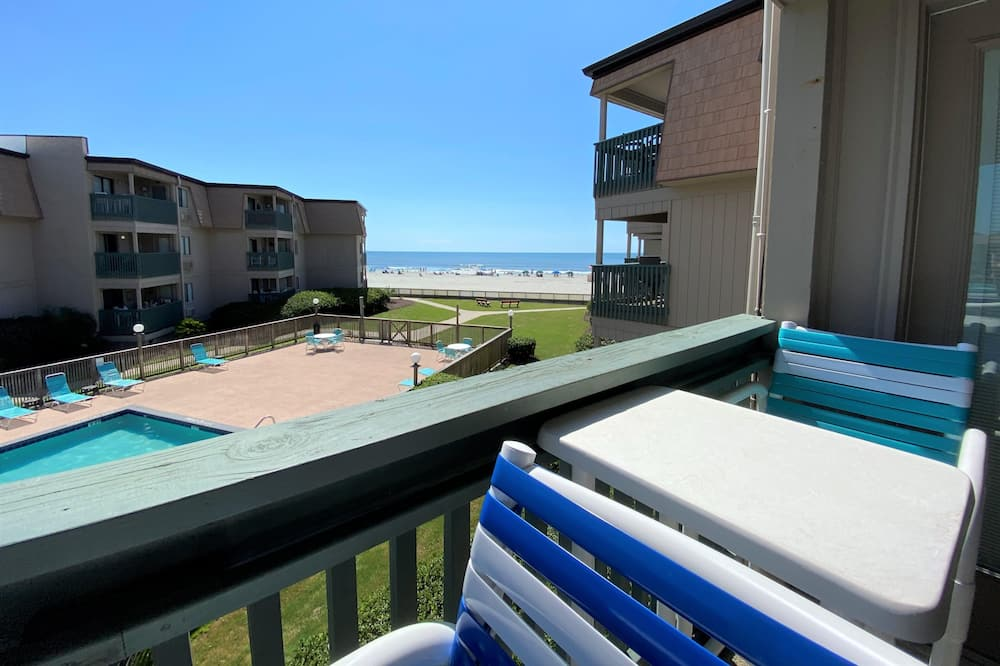 Condo, Multiple Beds (Great Views of the Beach! ) - Balcony