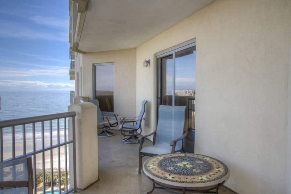 شقة - عدة أسرّة (Beautiful and Lavish Ocean-View High ) - شُرفة