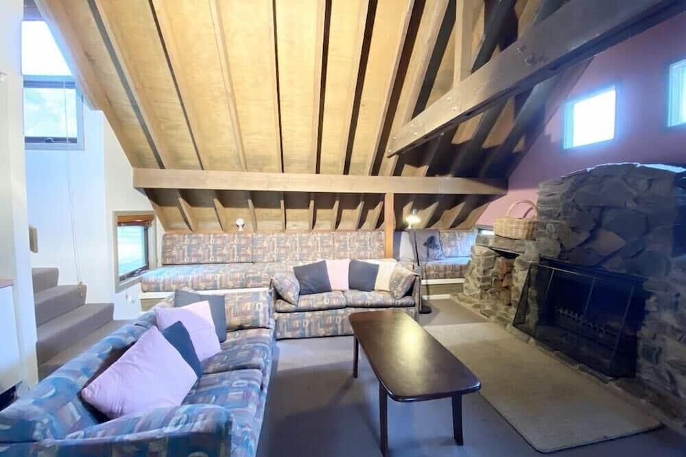 Chalet, 3 habitaciones - Sala de estar