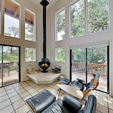 Dom, 2 spálne - Obývačka