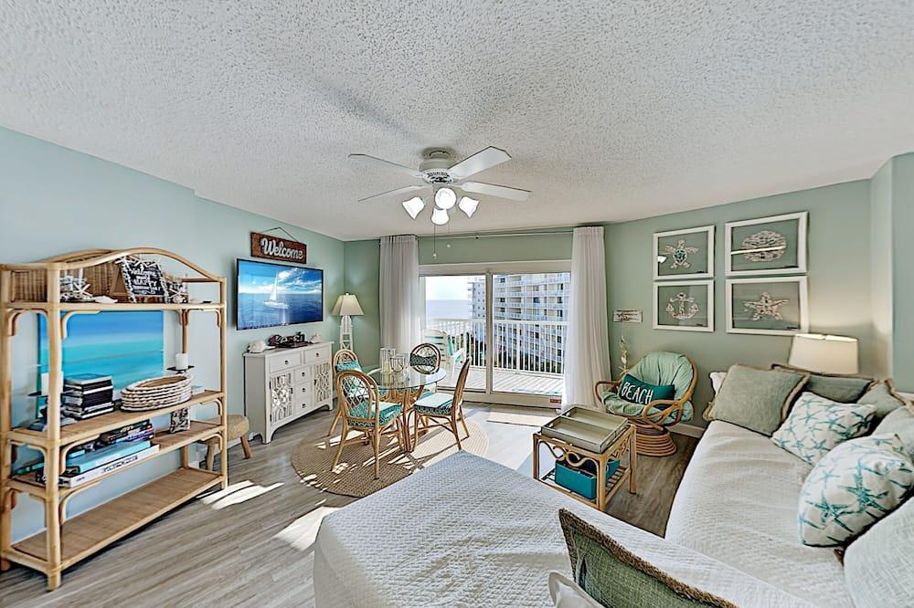 Mieszkanie, 1 sypialnia - Zdjęcie opisywane