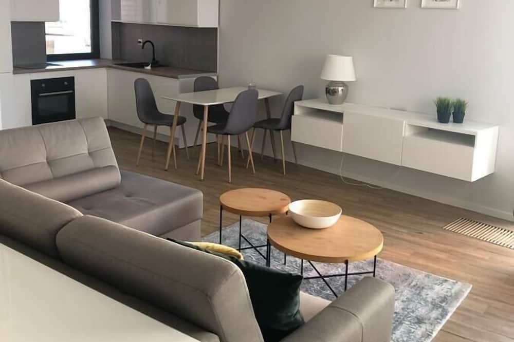 Apartament typu Classic - Zdjęcie opisywane