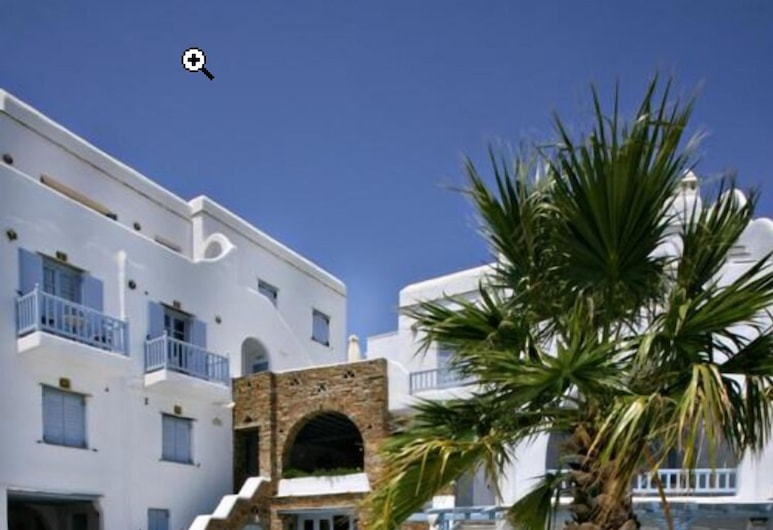 Onar Hotel and Suites, Tinos, Piscina Exterior