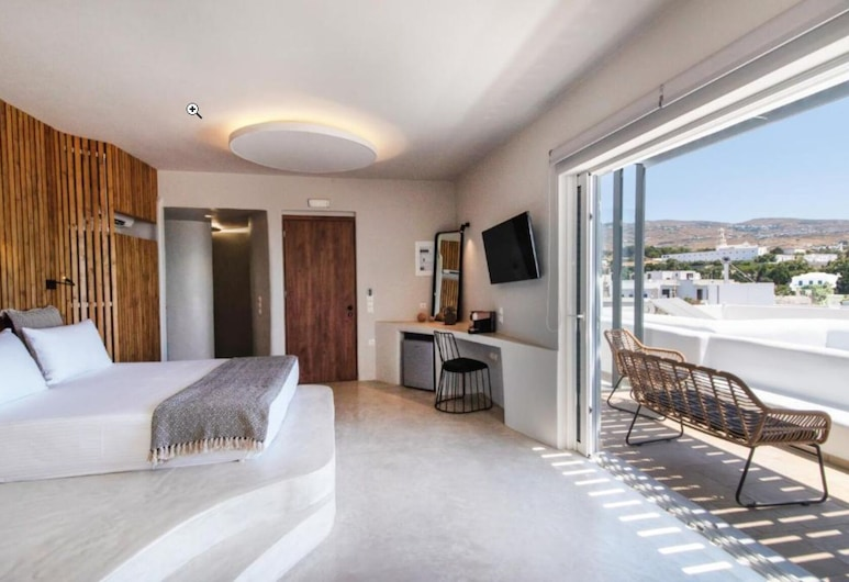Onar Hotel and Suites, Tinos, Deluxe Suite, Sea View, Guest Room