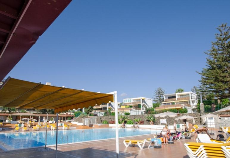 Monte Rojo San Agustin sea Views Apartment, San Bartolome de Tirajana, Pool
