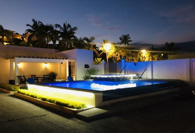 Bungalows Hotel Mar-Sol By Rotamundos, Mazatlan, Pool