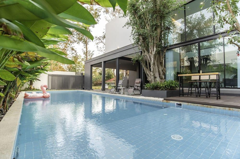 4 Bedrooms Pool Villa - Private pool