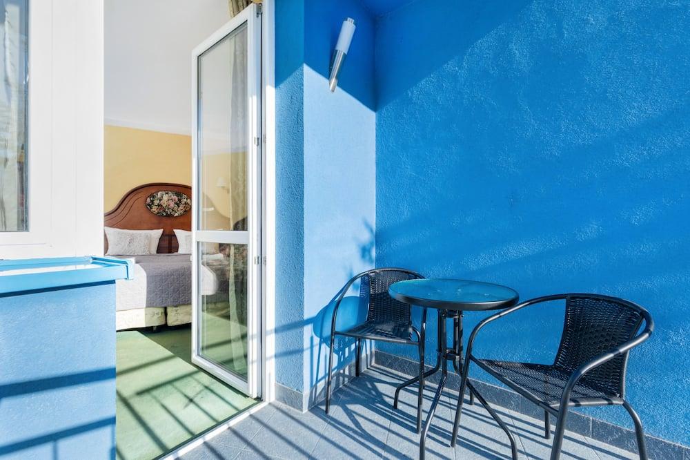 Studio, balkong, ved stranden - Balkong