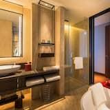 プレミアム ルーム シングルベッド 2 台 バルコニー - バスルーム
