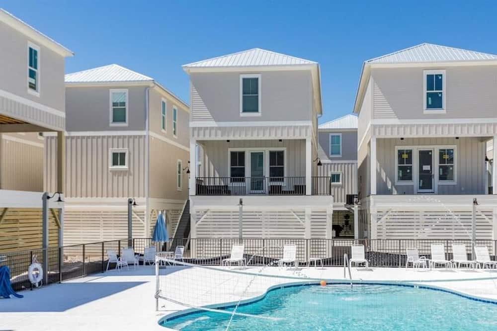 Nhà, 4 phòng ngủ - Hồ bơi