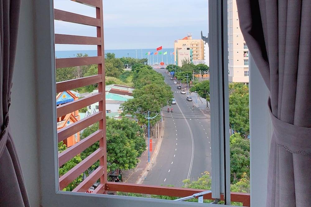 Deluxe-Vierbettzimmer - Balkon