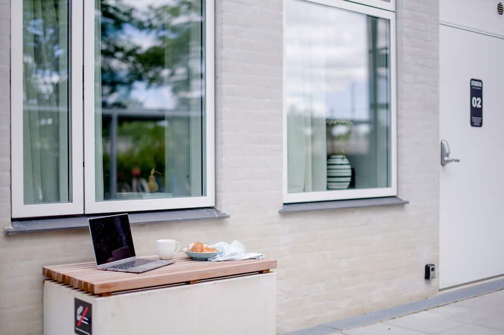 Апартаменты - Вид на улицу