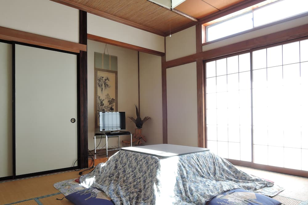 Japanese Style Room with 12.5 tatami mats, Non Smoking - Guest Room