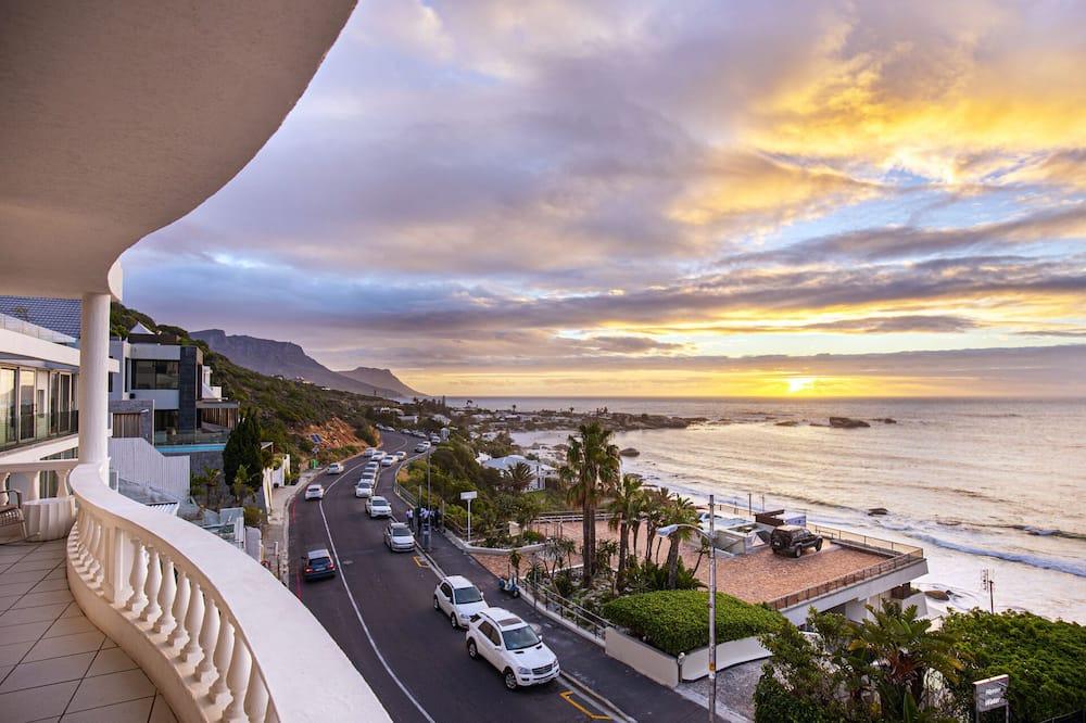 شقة (Beachfront - Dream) - شُرفة