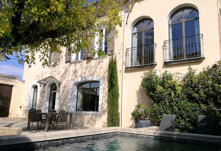 House With 4 Bedrooms in Carpentras, With Private Pool, Enclosed Garden and Wifi, Carpentras