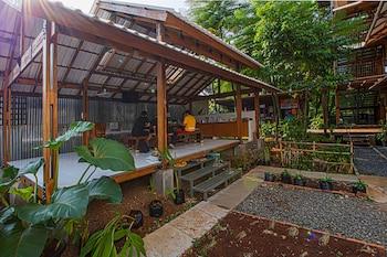 Nuotrauka: Cendrawasih Bambulogy Mansion, Pietų Tangerangas