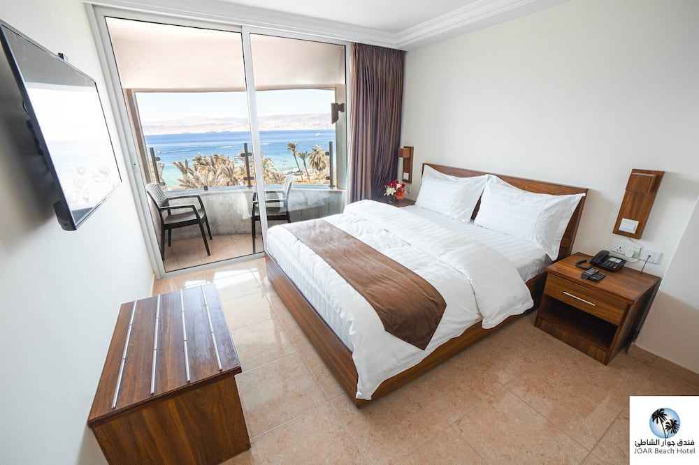 Deluxe Double Room, Balcony, Sea View - Guest Room