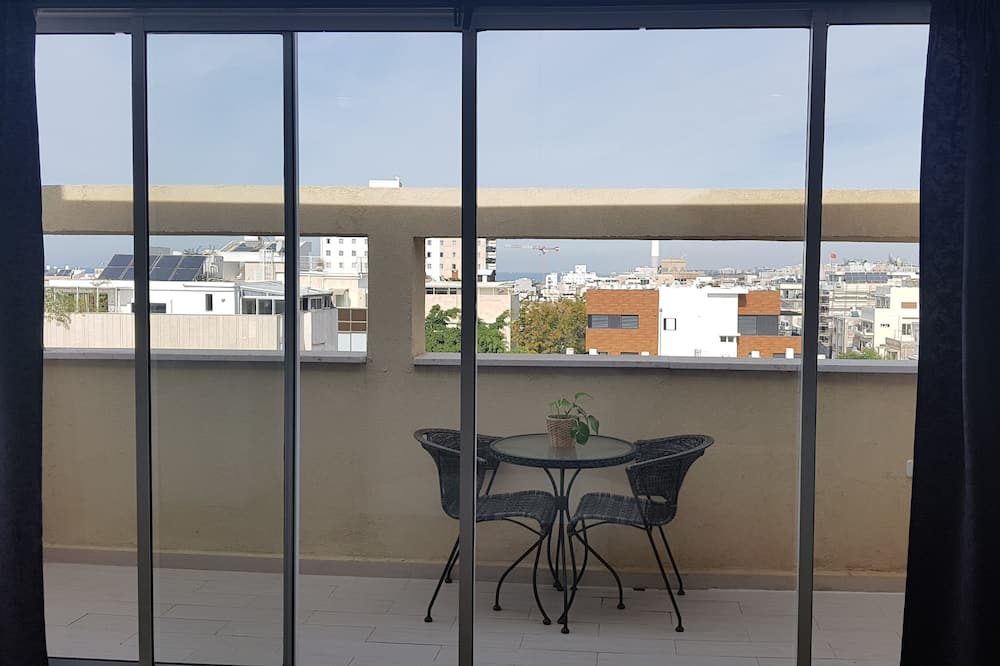 City Penthouse, Balcony - Balcony