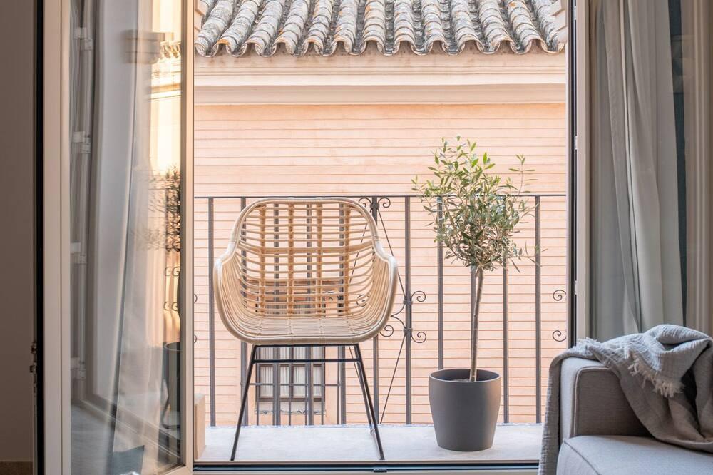 Luksuzni apartman (201) - Balkon