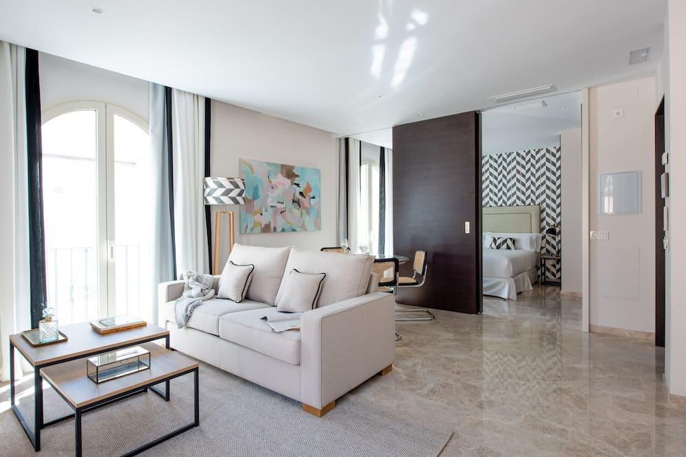 Luksuzni apartman (202) - Dnevna soba