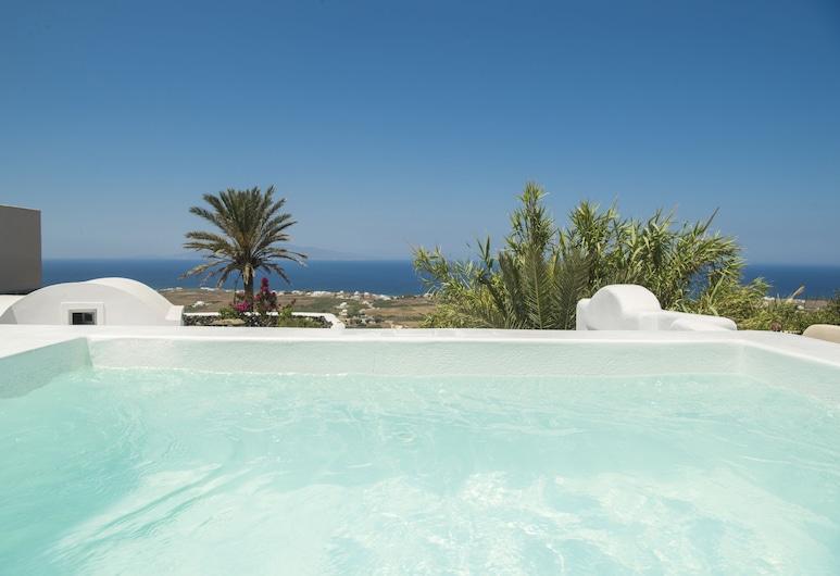 Aqua Serenity Luxury Suites, Santorini, Exterior
