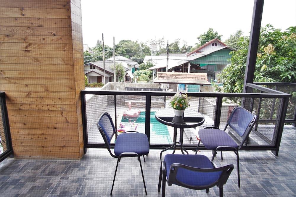 Villa, 5 Bedrooms - Teres/Laman Dalam
