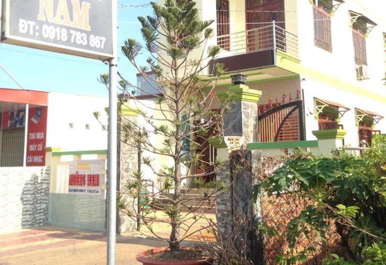 Hoang Nam Hotel, Ho Chi Minh City, Fasada hotelu