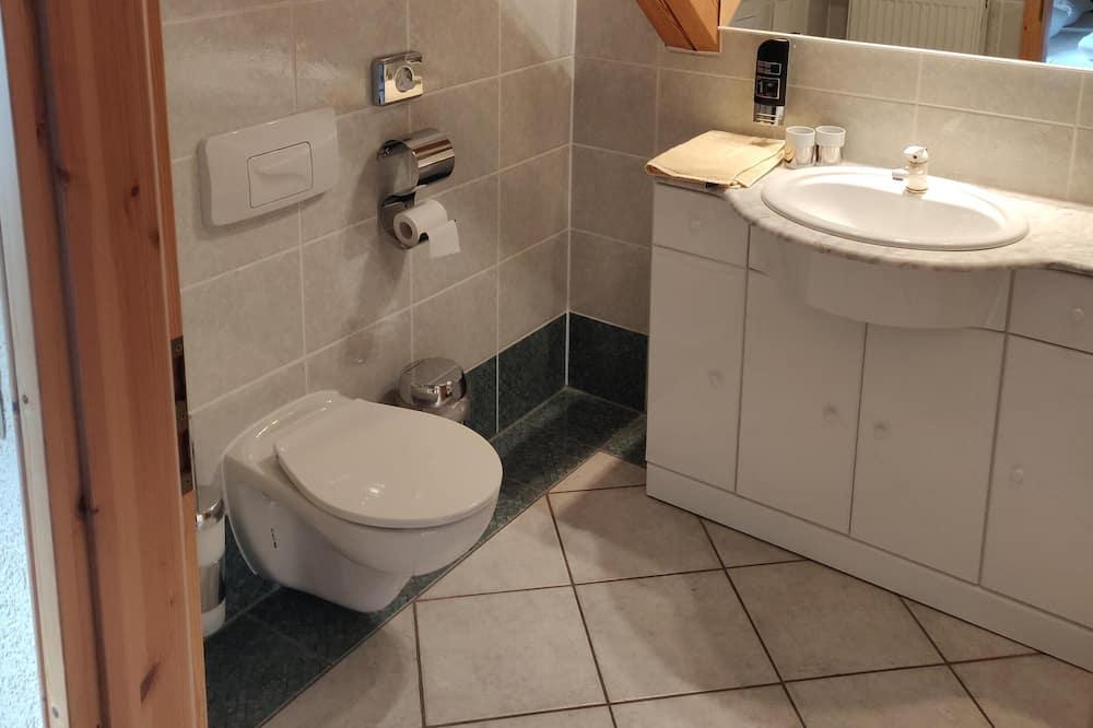 Monolocale, bagno privato - Bagno