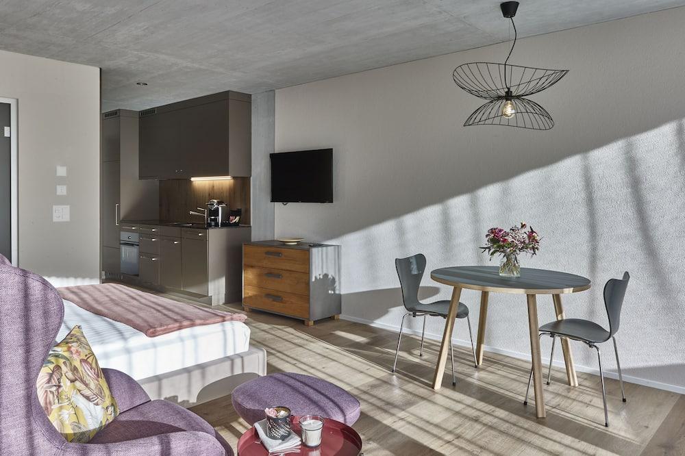 Obiteljski studio apartman - Obroci u sobi