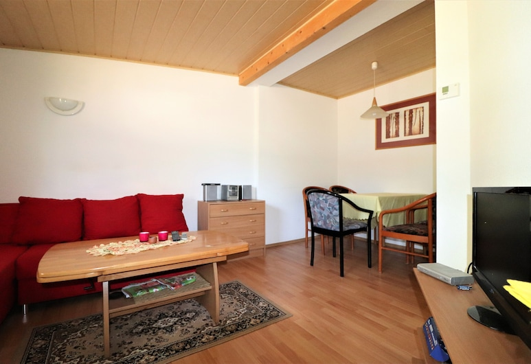 Haus am See - Kek7 -tanna, تانا ألمانيا, غرفة معيشة