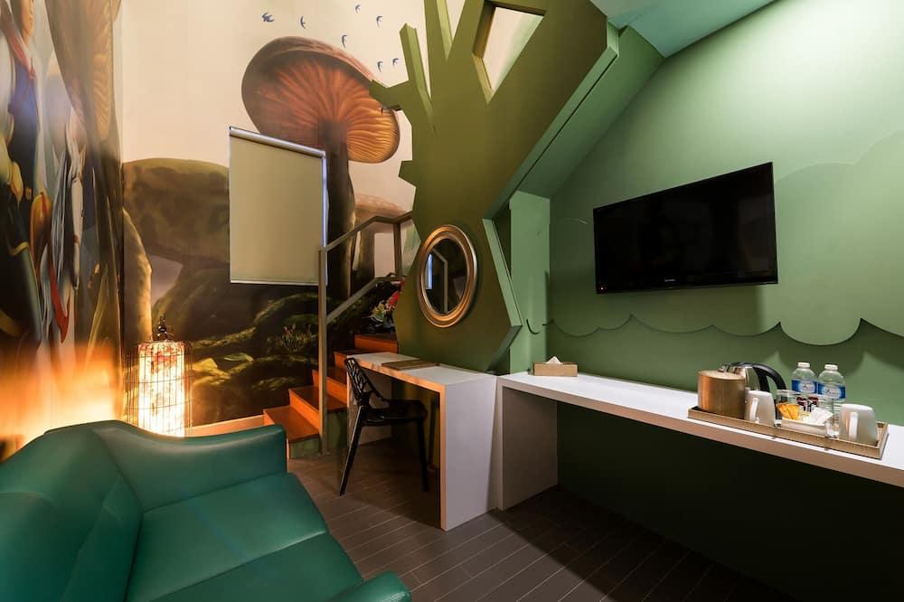 Duplex Suite - Oturma Alanı