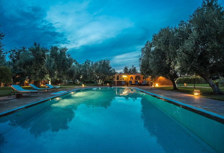 Villa les Oliviers - A Setting of Tranquility, Tameslouht, Bassein