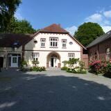 Landhaus Wattmuschelfewo Herzmuschel, Romantic Property in a Secluded Location