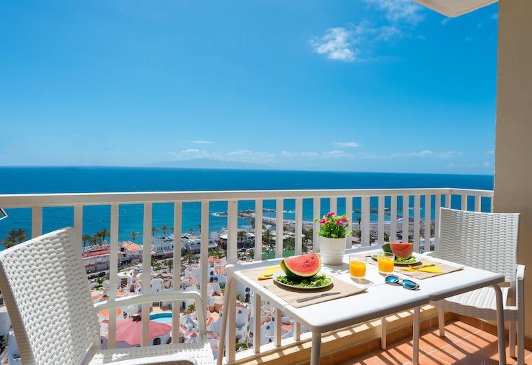 Y13C. Super view Las Americas,  Arona, Apartamento, 1 habitación, Terraza o patio