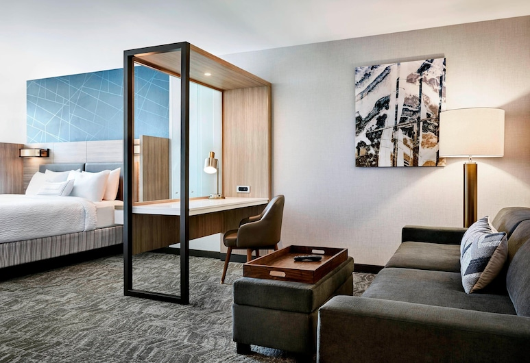 SpringHill Suites by Marriott Columbus Dublin, Дублин, Номер
