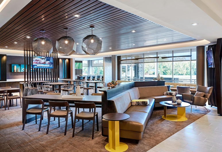SpringHill Suites by Marriott Columbus Dublin, Ντάμπλιν, Λόμπι