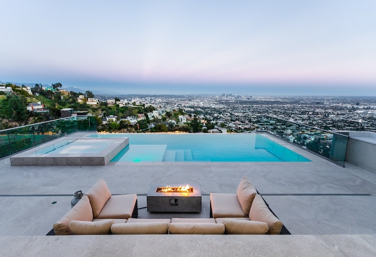 The Hollywood Villa Experience, West Hollywood, Pool