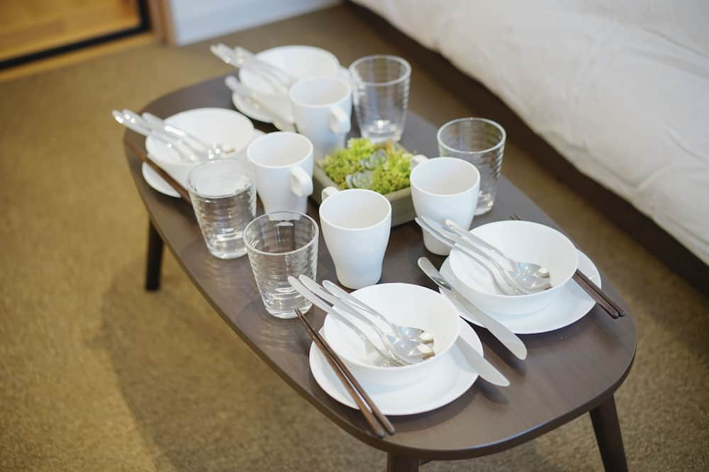 eos HOTEL Akabane 201 - In-Room Dining
