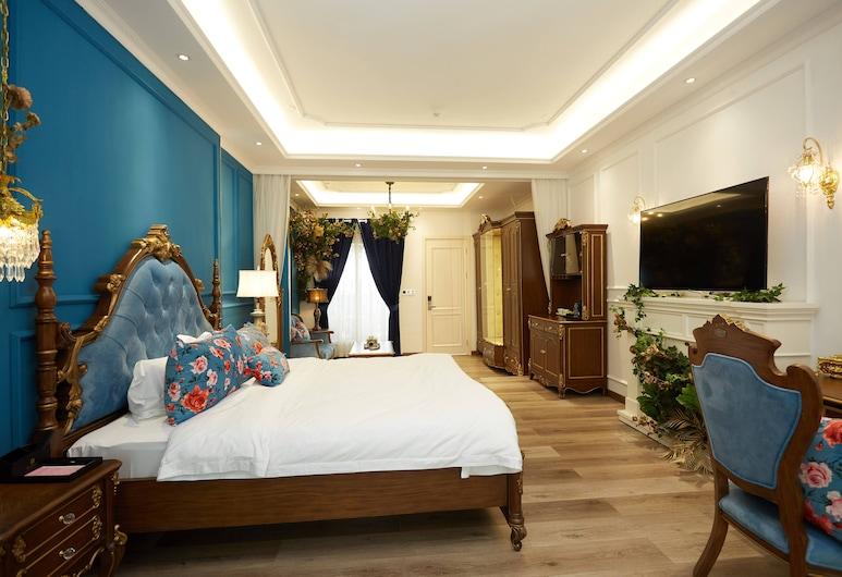 Dafushan Princess Town Kunyuan Apartment, Guangzhou, Guest Room
