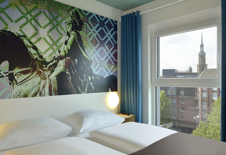 B&B Hotel Dortmund-City, Dortmund, Double Room, Guest Room