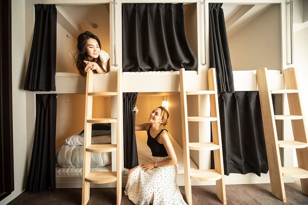 Shared Dormitory, Women only, Non Smoking - Guest Room