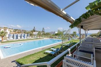 Imagen de Gorgona Hotel en Mylopotamos