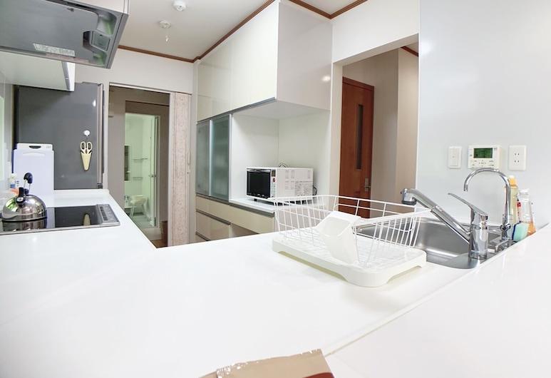 Itsukaichi First Villa Hiroshima, Hiroshima, Ferienhaus, 4Schlafzimmer, Balkon (2 Story, Private Vacation Home), Eigene Kochnische