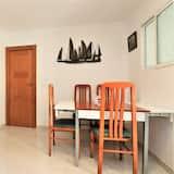아파트, 침실 2개, 수영장 전망 - 객실 내 다이닝