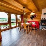 Superior Chalet (number 1) - Living Room
