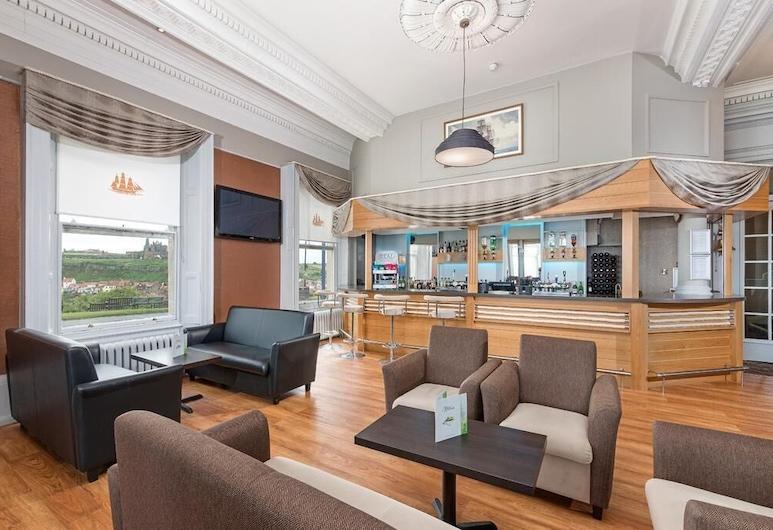 The Royal Hotel, Whitby, Καθιστικό στο λόμπι