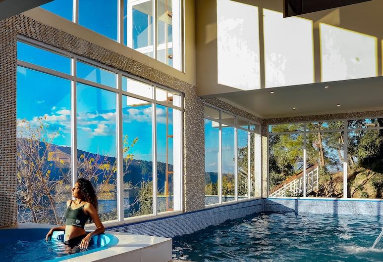 juSTa Mukteshwar Retreat & Spa, Nainital, Outdoor Pool
