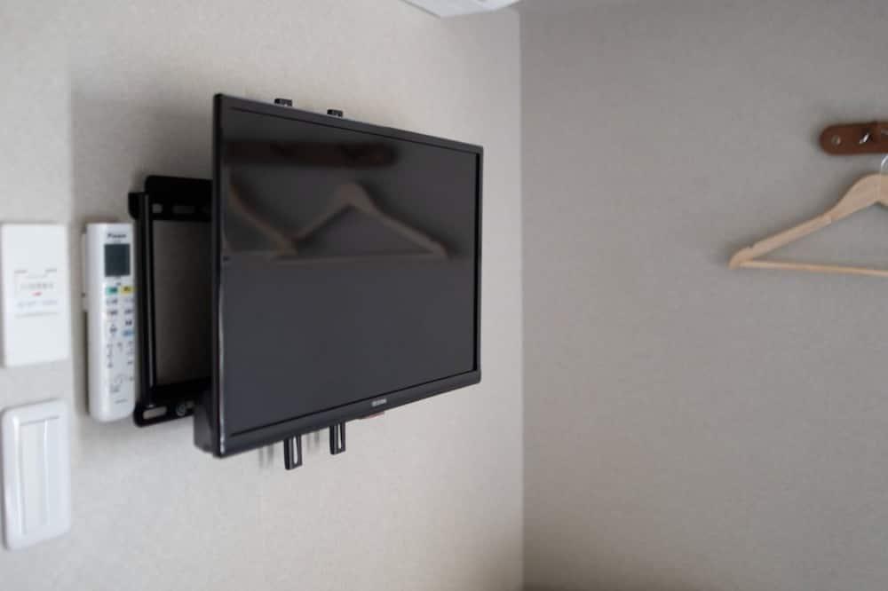 חדר זוגי - טלוויזיה