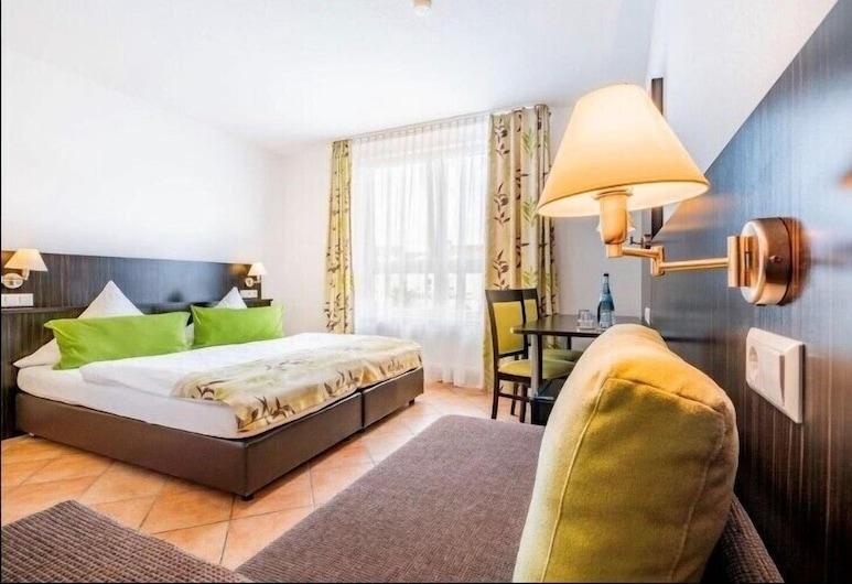 My Airport Hotel, 萊因費爾登-埃希特爾丁根, 雙人房, 客廳