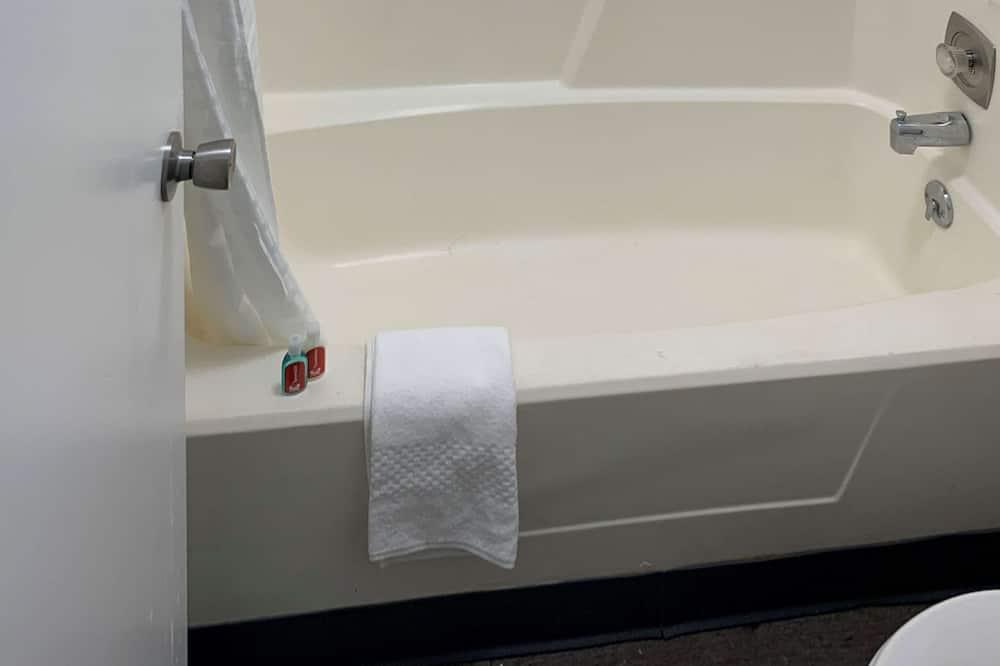 Standard szoba, 2 egyszemélyes ágy, dohányzó - Fürdőszoba